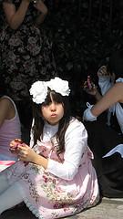 The anime kids hang out at Harajuku