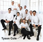 Food and Wine Magazine's Best New Chefs for 2005