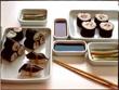 sushi setting