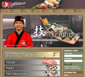 SushiTrainer.com