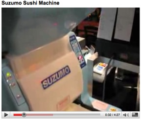 Suzumo Sushi Machine